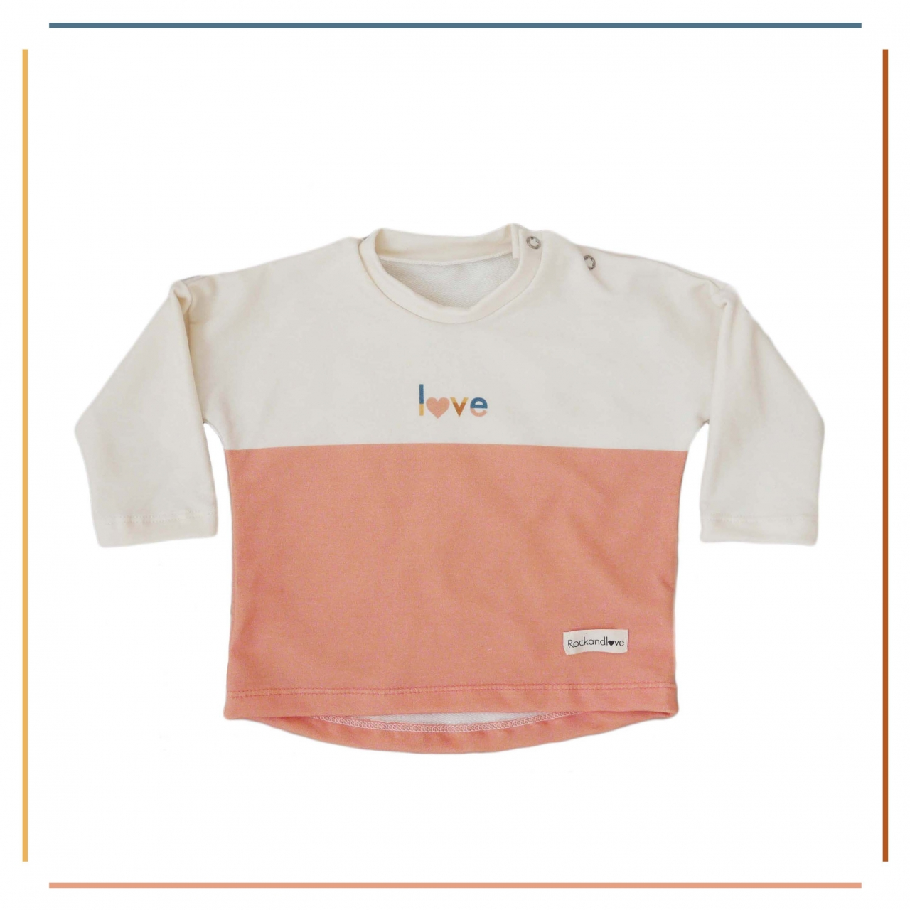 Top Love Coral