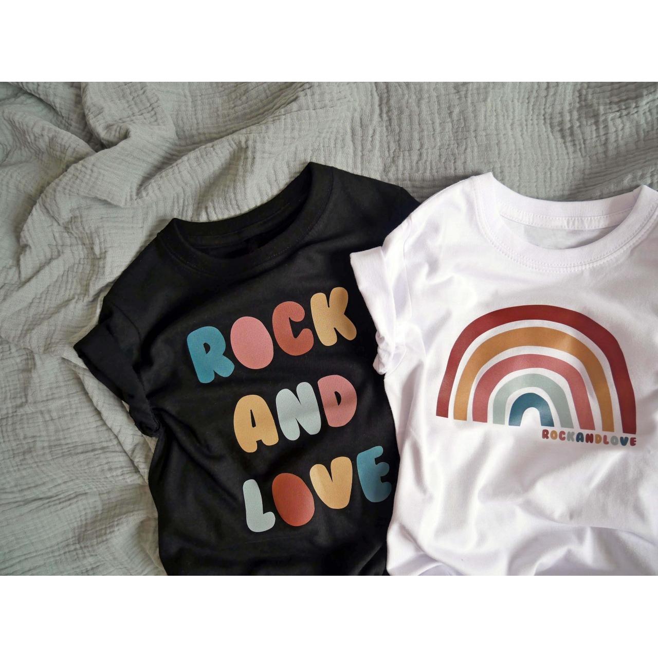 Camisetas R&L