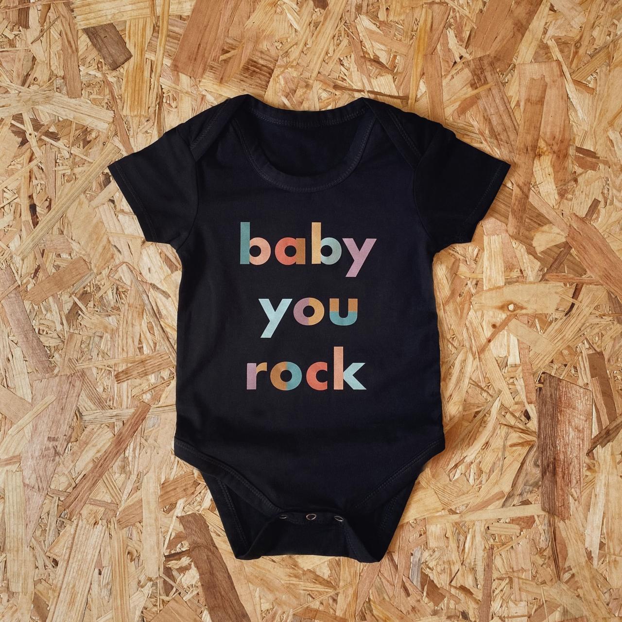 Body baby you rock